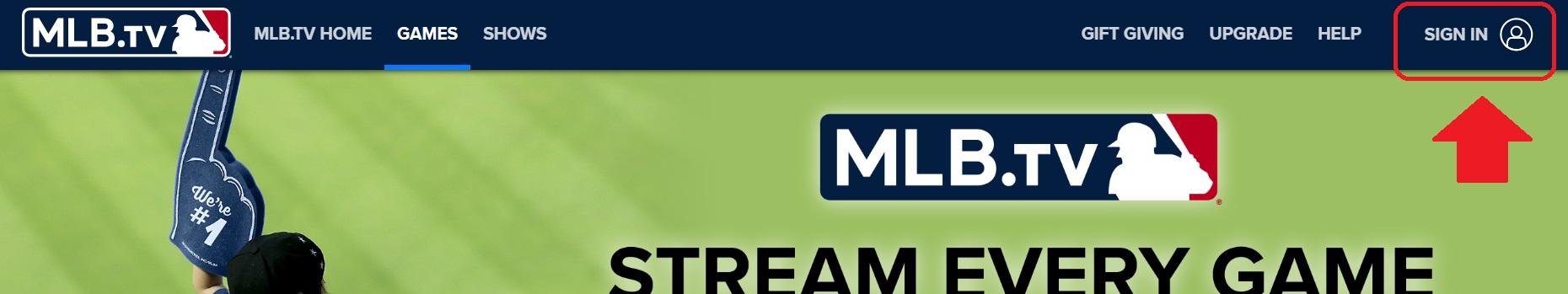 mlb.tv無料試合視聴方法1